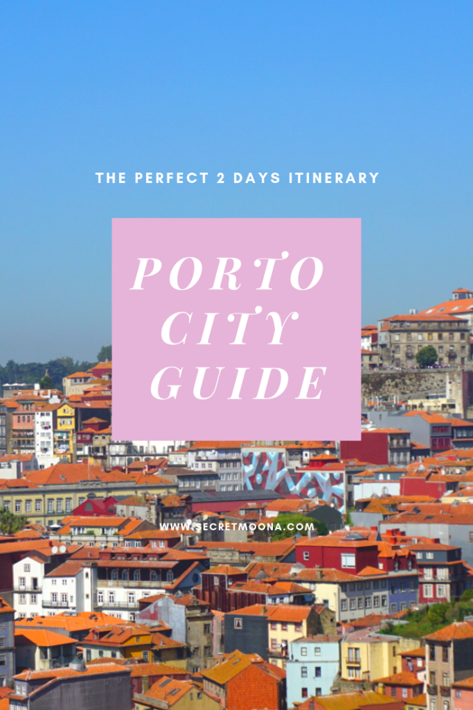 Porto City Guide - Looking for the perfect itinerary for your next city break? Here's a guide to 48-hour in Porto covering all things from the best things to do & see and do, where to stay etc...#porto #portugal #travel