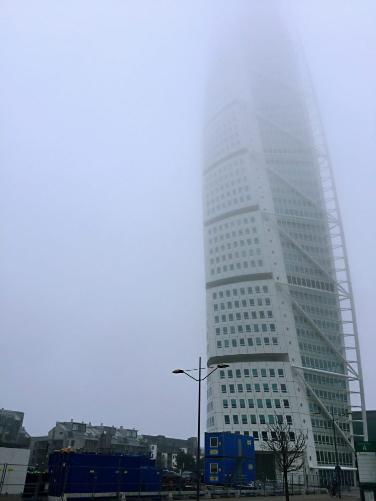 Turning Torso - Things to do in Malmö day trip