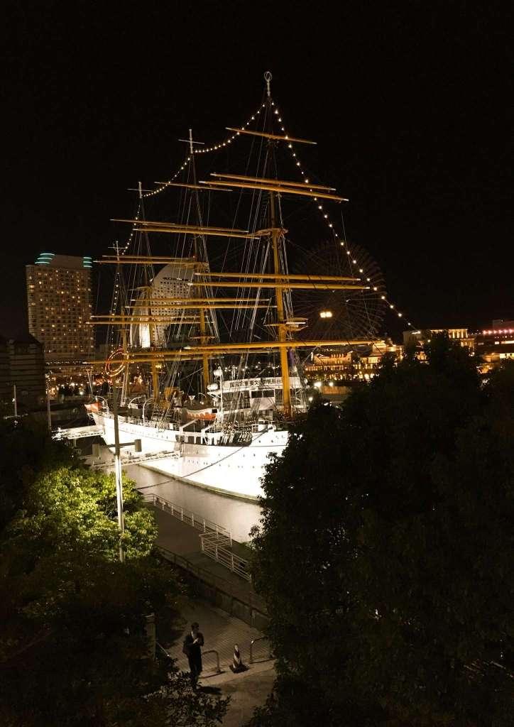 Nippon Maru- Things to do in Yokohama