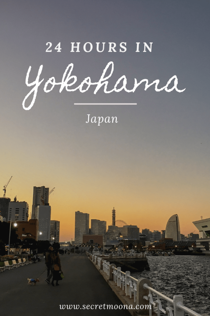 24 Hours in Yokohama - As Japan's second largest city, Yokohama is a perfect day trip option with lots of things to do. Venture into the port city, home to the largest Chinatown, beautiful gardens, ramen museums and beautiful sunset views. #Yokohama #Japan #Kanazawa