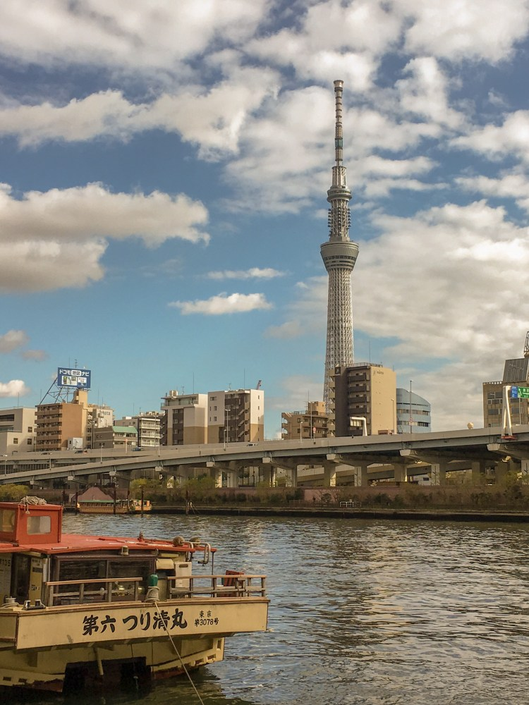 Things to do in Asakusa? Check out Tokyo Skytree