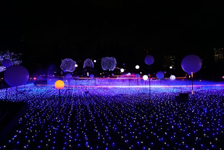 13 reasons to visit Japan in Autumn - winter illuminations
