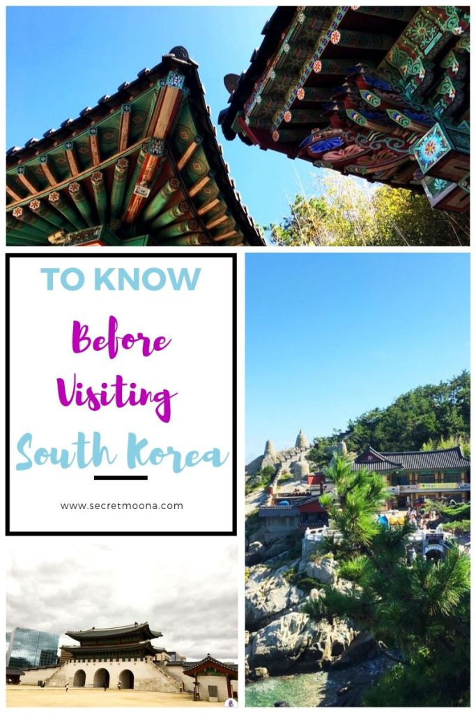 Interesting facts about South Korea to Know before travelling there. 15 Things to know before travelling to South Korea. Try to learn a few Korean. South Korea is a safe country, the food is delicious and landscape diverse. #South Korea #Seoul #Travel