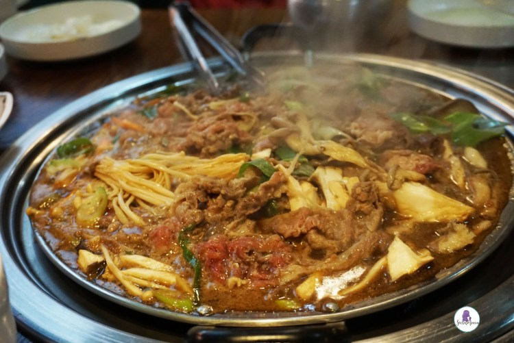 Best Korean food to try - Bulgogi