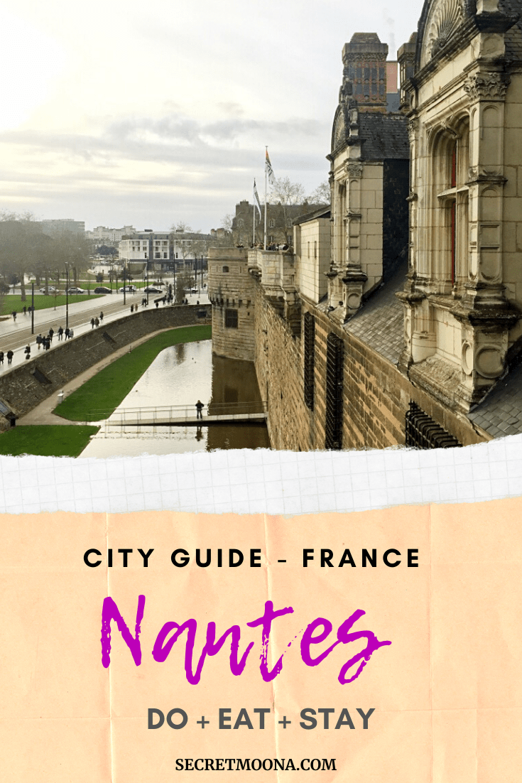 Chateau des Ducs - Things to do and see in Nantes, France