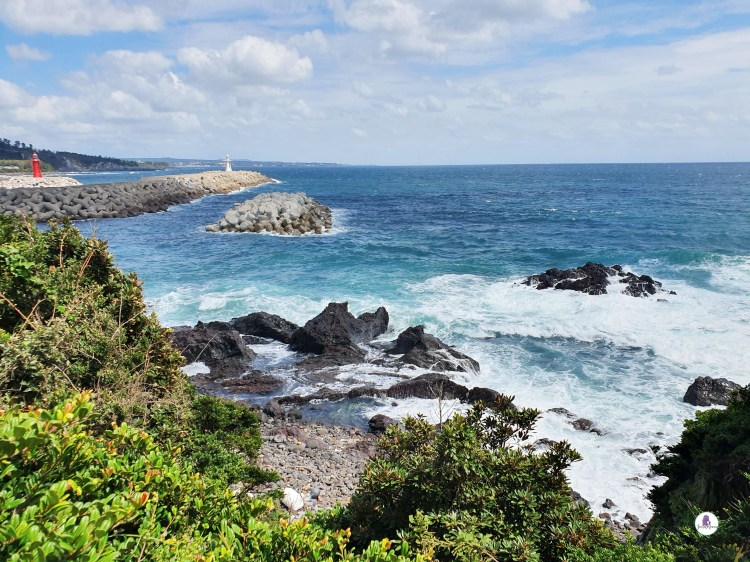 View of the sea - Jeju Olle Trails