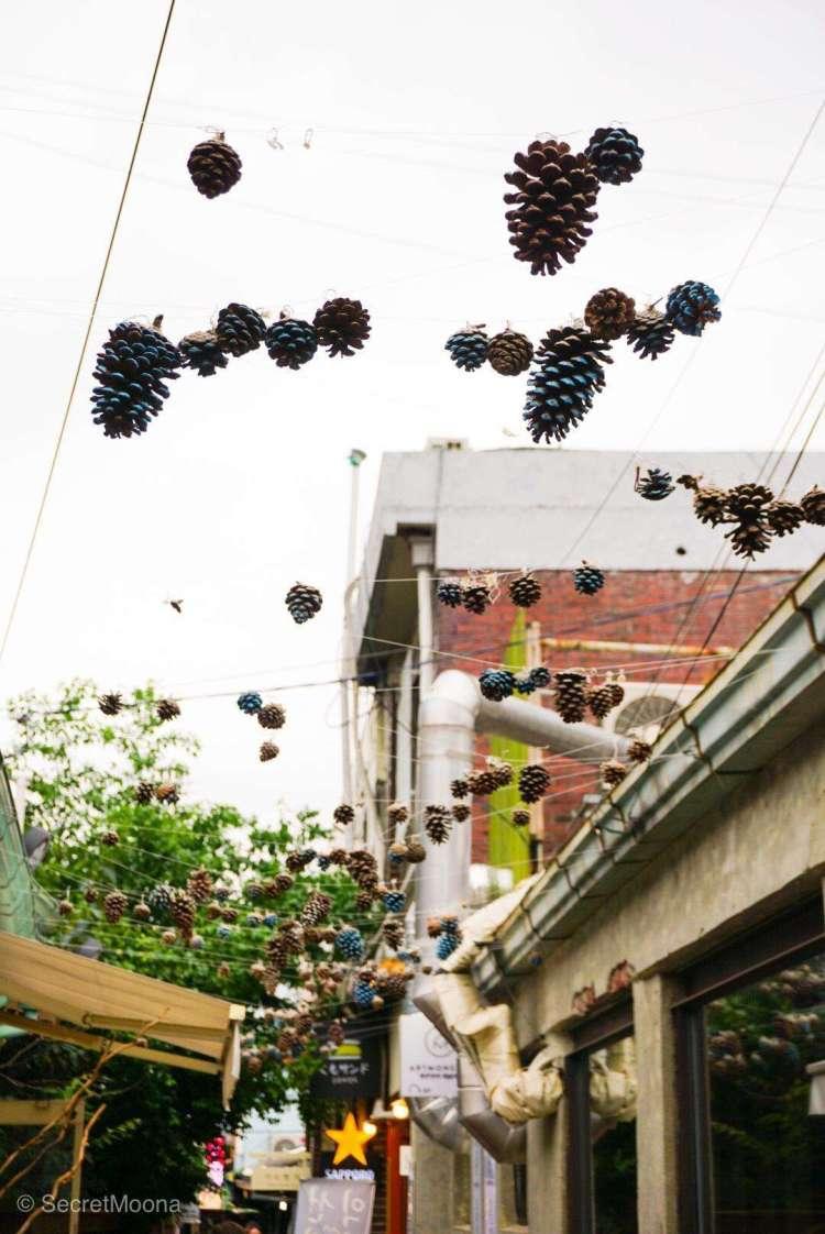 Street decoration Ikseondong