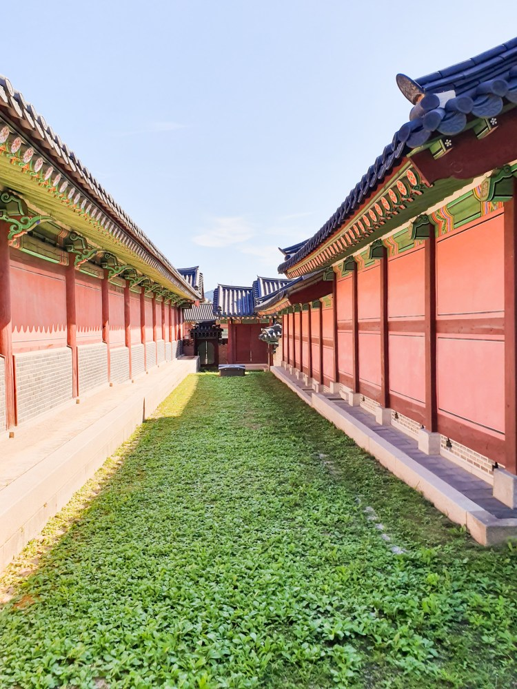 Changdeokgung Palace's secret garden
