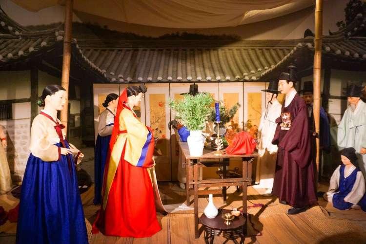 Korea bucket list - visit National Folk Museum of Korea
