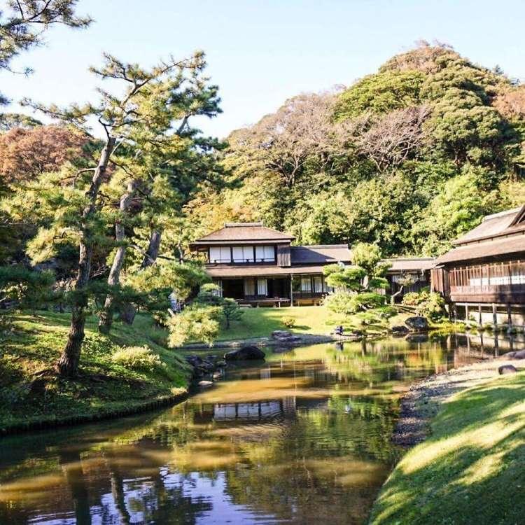 Must see autumn garden in Tokyo: Sankeien Garden