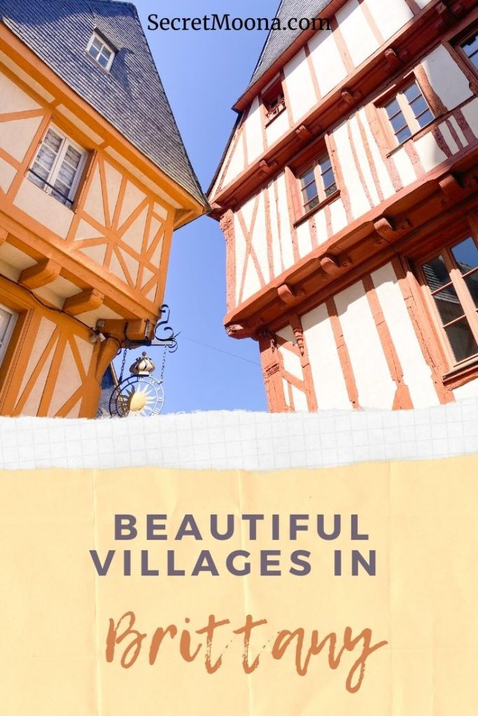 Brittany is a very diverse region both architecturally and geographically. Here are my top prettiest and charming towns in Brittany.