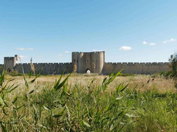 Ramparts of Aigues-Mortes