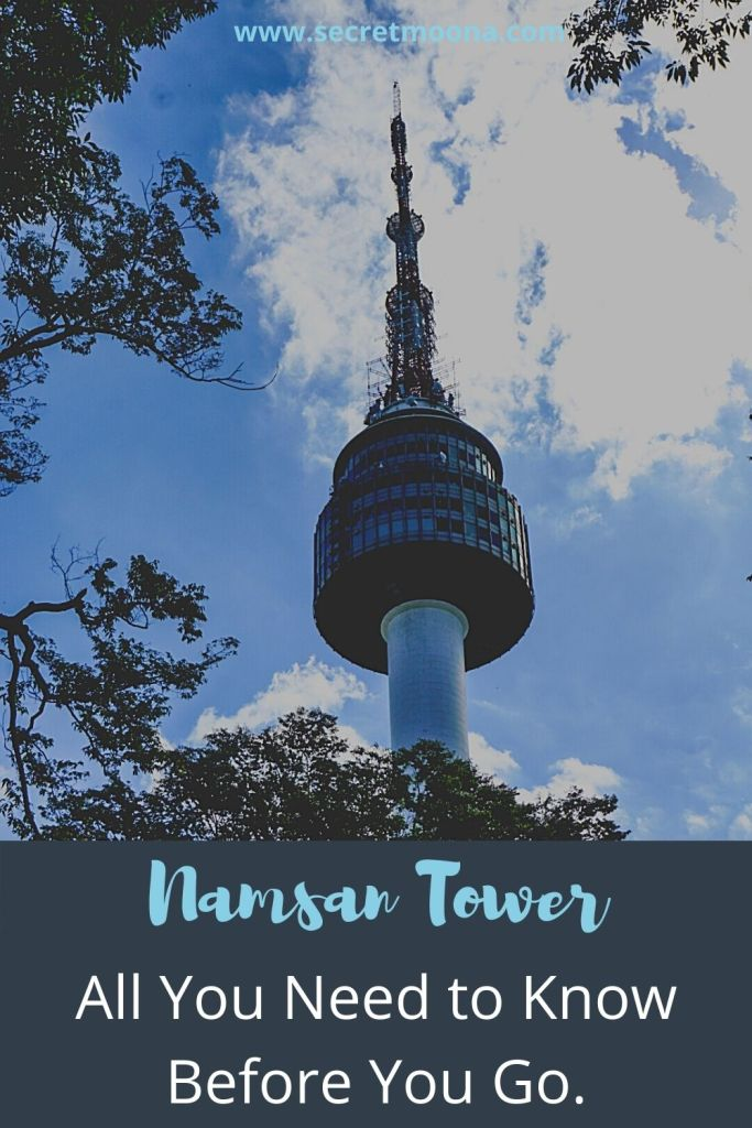 The Namsan Seoul Tower, Seoul's most iconic landmark has a wide range of attractions and experiences to be enjoyed. Here are what to expect.