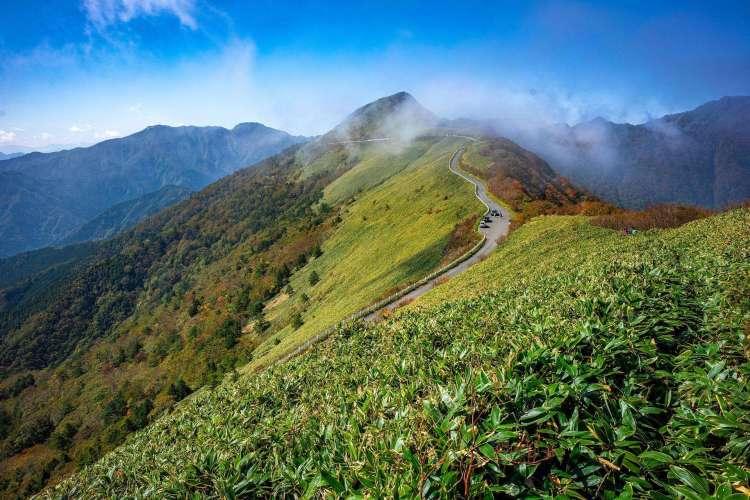 Mountains of Shikoku