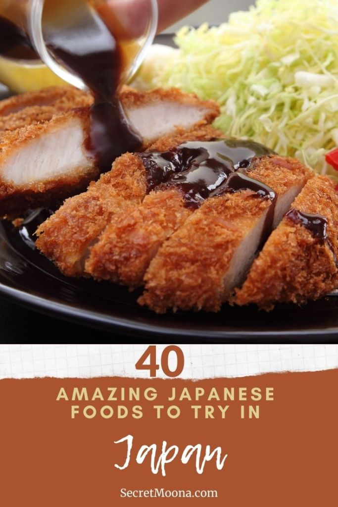 40 Amazing Japanese food to try in Japan