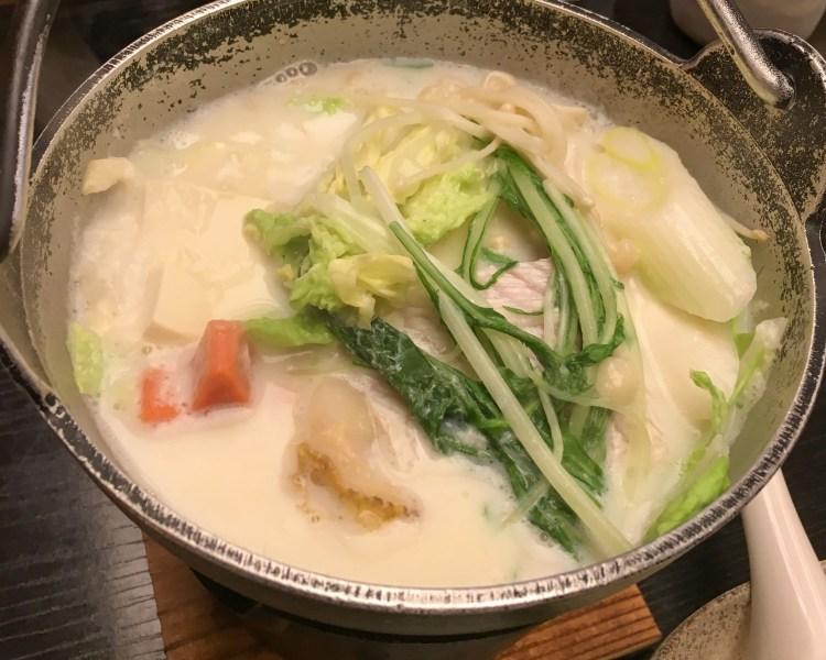 Nabe, type of Japanese food