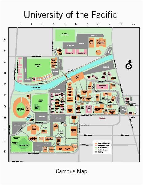 U Of O Maps : Campus, Catalog, Online