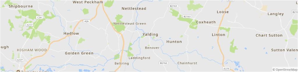 Maidstone England Map   secretmuseum