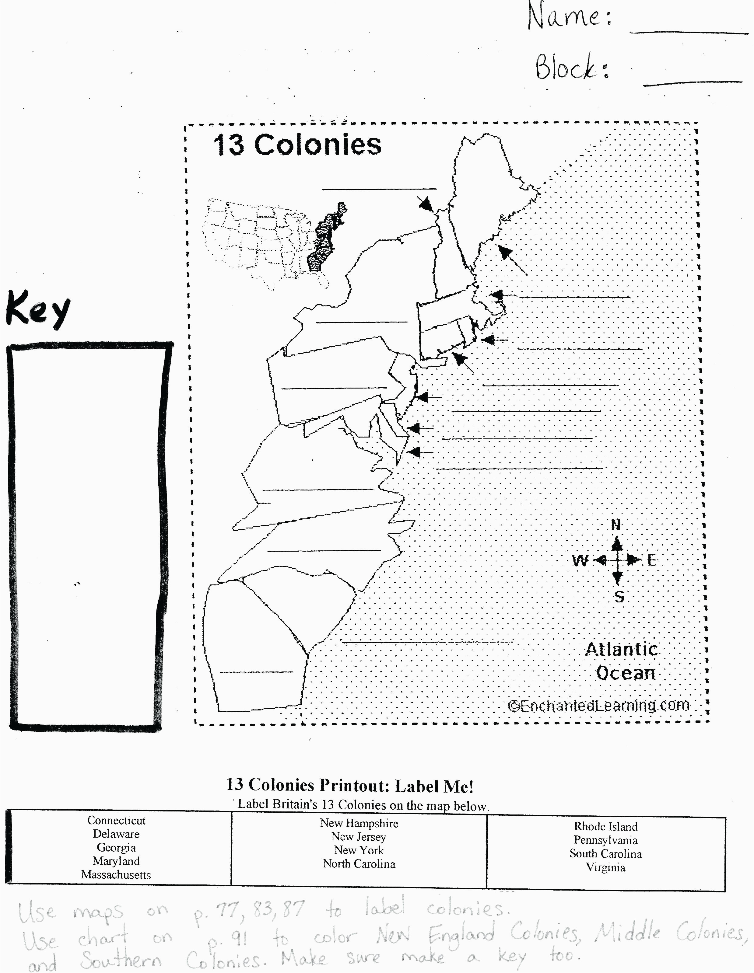 Map Of New England Colonies Printable