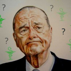 La vraie raison de l'hospitalisation de Jacques Chirac : exclusivité SecretNews.fr !