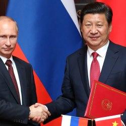La Chine et la Russie fusionnent leurs forces militaires dans le plus grand secret