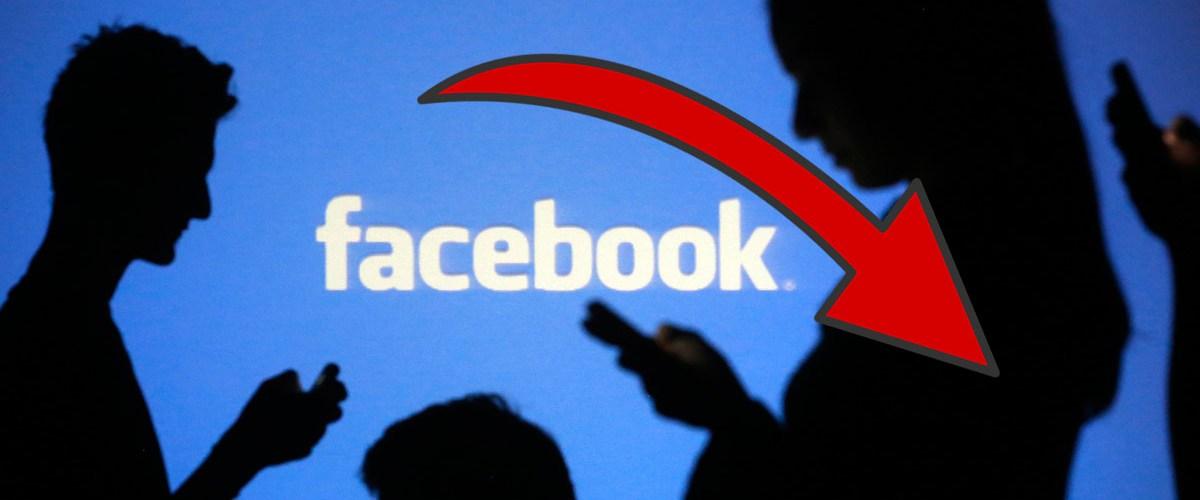 Depuis l'invention de Facebook, le QI moyen de l'humanité a chuté de 16%  (Statistiques OSICC)