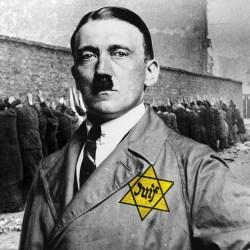 Incroyable mais vrai : Adolf Hitler était ... JUIF !