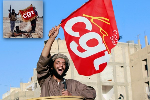 Plus que 50 vierges au lieu des 70 prévues. Les syndicats de Daesh s'insurgent contre cette restriction de personnel