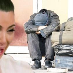 Kim Kardashian complètement fauchée après le vol de bijoux. L'assurance tarde