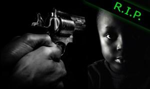 USA : Un policier blanc tire 917 fois sur un enfant noir de 3 ans. Horreur !