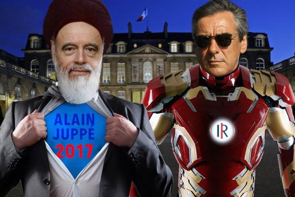 Ne ratez pas le grand combat entre Ali Juppé et Iron François : L'Imam de Bordeaux contre le Thatcher Français