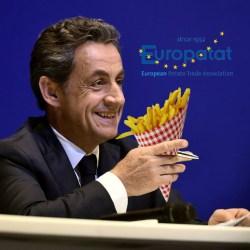 Double ration de frites à la cantine ? Sarkozy acheté par le lobby Europatat