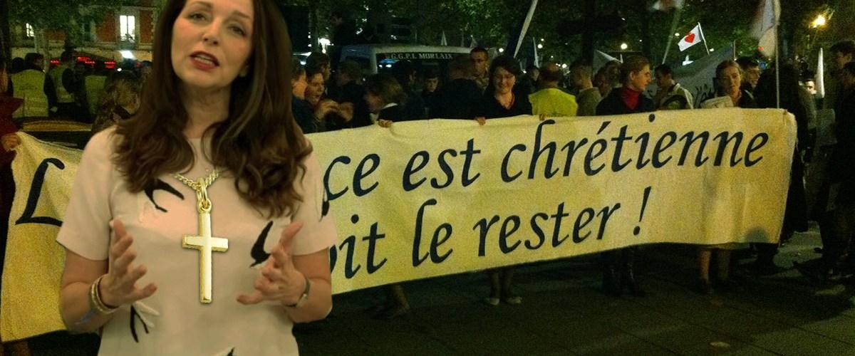 """Valérie Boyer : """"La laïcité passera par le refus des symboles religieux ostentatoires"""""""