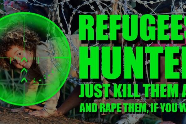 Hongrie : un jeu TV dans lequel les joueurs chasseront et tueront des migrants clandestins
