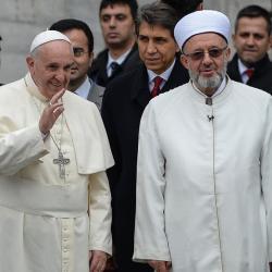 """Encyclique du pape François : """"Comme Jésus Christ, moi aussi je suis un bobo-islamo-gauchiste"""""""