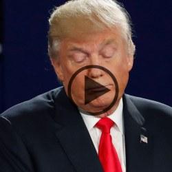 """""""Je m'incline, ils ont raison"""" - Donald Trump démissionne car des stars ont chanté """"I Will Survive"""""""