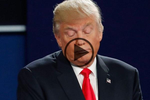 """""""Je m'incline, ils ont raison"""" – Donald Trump démissionne car des stars ont chanté """"I Will Survive"""""""