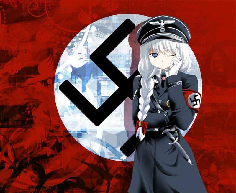 marion-nazi-le-pen-anime-dessin Marion Maréchal Le Pen : bientôt l'héroïne d'un nouveau manga sur TF1