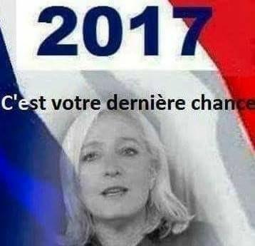 montage-Marine-Le-Pen-01 TOP 50 des plus beaux montages photos de Marine Le Pen : Il y a du talent au FN !