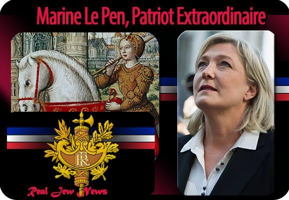 montage-Marine-Le-Pen-17 TOP 50 des plus beaux montages photos de Marine Le Pen : Il y a du talent au FN !