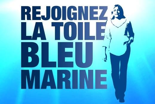 montage-Marine-Le-Pen-22 TOP 50 des plus beaux montages photos de Marine Le Pen : Il y a du talent au FN !