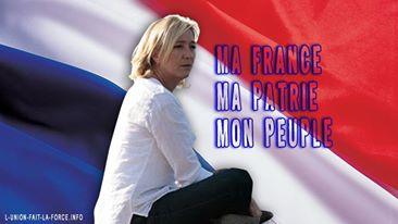 montage-Marine-Le-Pen-24 TOP 50 des plus beaux montages photos de Marine Le Pen : Il y a du talent au FN !
