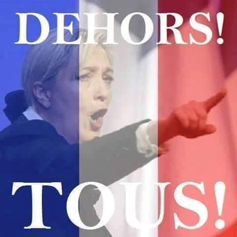 montage-Marine-Le-Pen-32 TOP 50 des plus beaux montages photos de Marine Le Pen : Il y a du talent au FN !