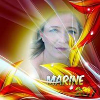 montage-Marine-Le-Pen-51 TOP 50 des plus beaux montages photos de Marine Le Pen : Il y a du talent au FN !