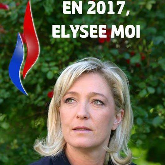 montage-Marine-Le-Pen-54 TOP 50 des plus beaux montages photos de Marine Le Pen : Il y a du talent au FN !