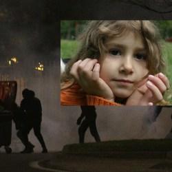Bobigny : C'est la fillette qui a finalement sauvé les CRS dans le véhicule en feu