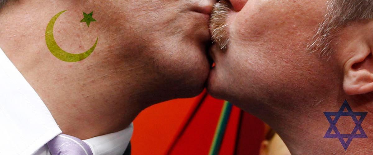 Un Imam épouse un Rabin. Premier mariage gay interconfessionnel à Jérusalem