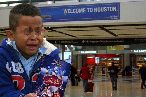Molenbeek : Ahmed voyage avec un DVD de Aladdin, il est interdit d'entrer aux USA
