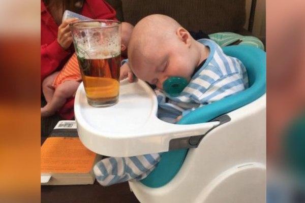Lille : à 5 mois Jordan boit déjà 4 litres de bière par jour – L'alcoolisme des nourrissons de + en + préoccupant