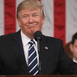 """Donald Trump: """"J'ai tendance à être complètement con"""""""